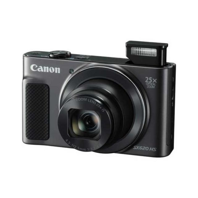 Canon Powershot SX620 HS Black [PS-SX620BK]