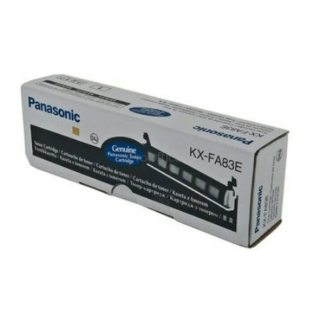 Toner Cartridge Panasonic Black (KX-FA83E)